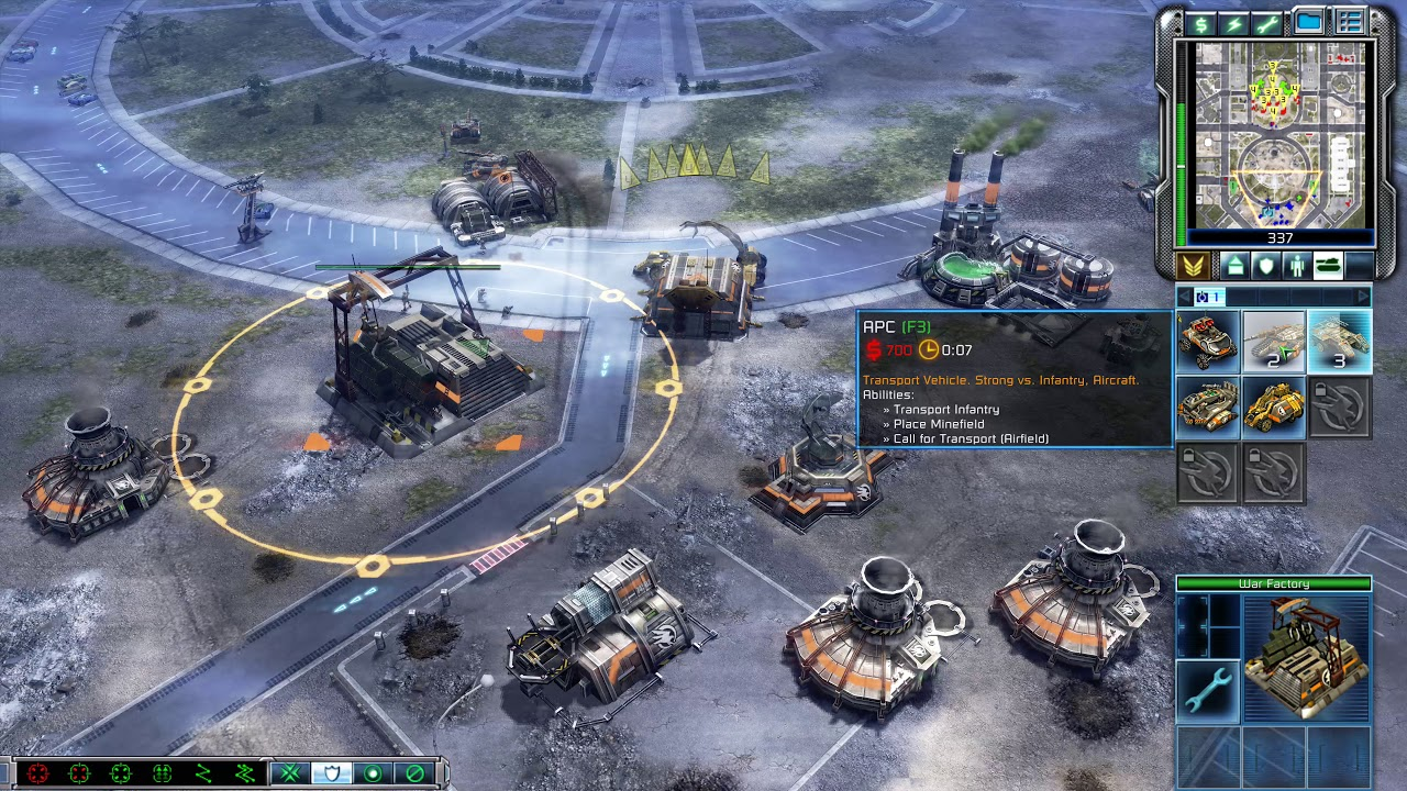 "Image result for Welcome to 2047 ""Command & Conquer 3: Tiberium Wars"