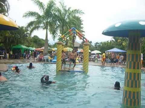 Piscina el pedregal de la troncal lucio youtube for Follando el la piscina
