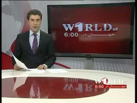 1TV FARS NEWS WORLD AT 6 , 19 FEBRUARY 2013