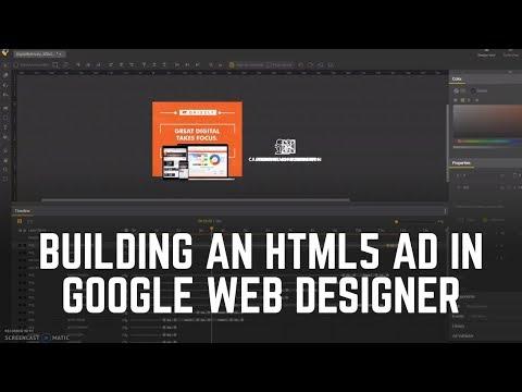 Google Web Designer: