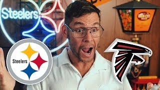 Dad Reacts to Steelers vs Falcons (Week 5)