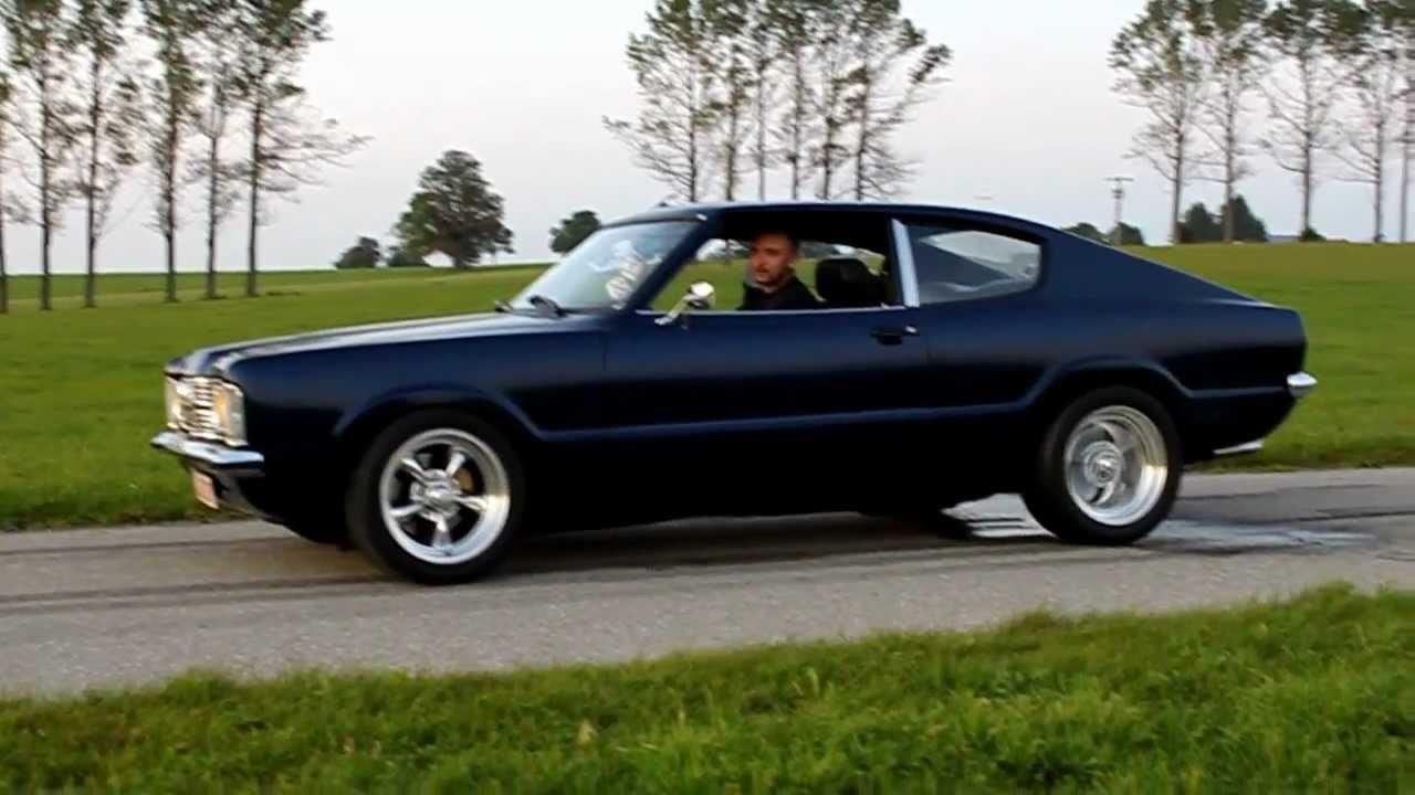 ford taunus with v8 corvette ls2 engine burnout 3 youtube. Black Bedroom Furniture Sets. Home Design Ideas