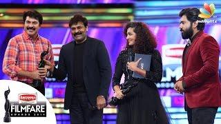 63rd Britannia Filmfare Awards South Highlights | Mammootty, Nivin, Sai Pallavi