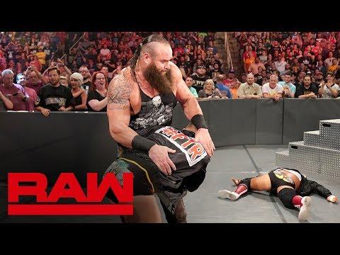 Braun Strowman crashes a Tag Team Champions Summit: Raw, Sept. 16, 2019