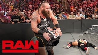 Braun Strowman crashes a Tag Team Champions Summit: Raw, Sept. 16, 2019