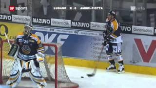 14. Runde 13.10.10 Lugano - Ambri 6 : 0