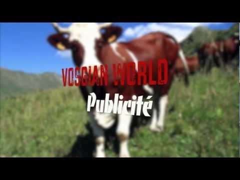 Publicité - Le site Vosgian World est arrivé