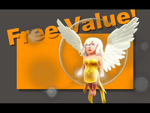 Free Value! -- Clash of Clans Gameplay/Commentary