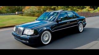 Mercedes-Benz W124 E420 1993 г / Восстановить легенду. Часть 1