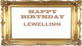 Lewellinn   Birthday Postcards & Postales - Happy Birthday