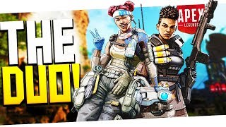 The DUO is BACK! - PS4 Apex Legends!