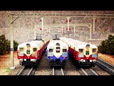 Indian Railway – Train Models