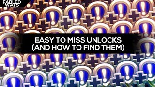 FFXIV - Easy To Miss Unlocks (and where to find them)