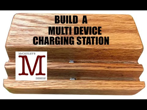 Building A Multi Device Charging Station 017 Youtube