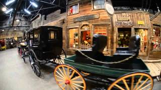 Wild West Ghost Town Colorado Springs Carriages an dStore Fronts