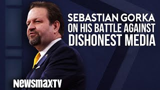 Sebastian Gorka  On His Battle Against the Dishonest Media