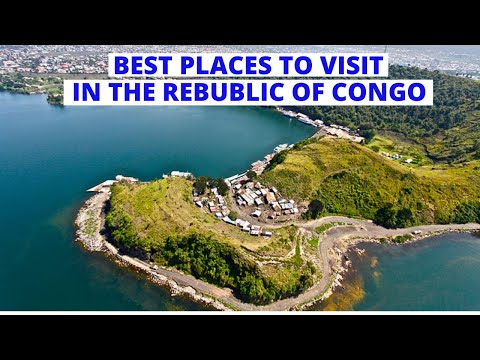 10 Best Places to Visit in the Republic of Congo