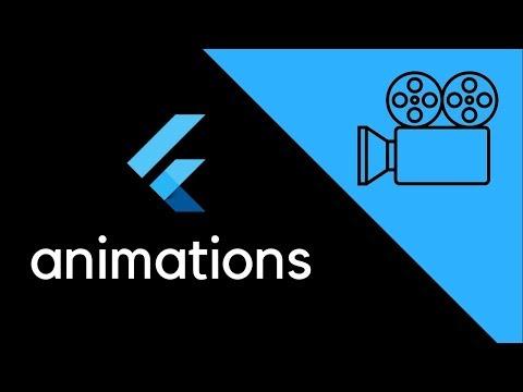 Flutter - Animations
