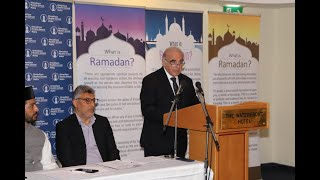 Ramadan & Peace: the Concept of Fasting in Religions