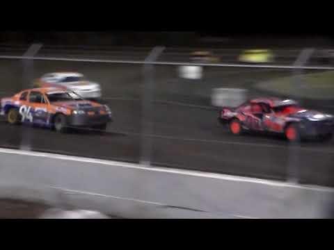 Stock Car Amain @ Benton County Speedway 04/12/18