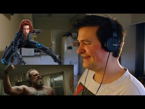 Marvel Studios' Black Widow - Official Teaser Trailer REACTION! | Scarlett Johansson Mp3