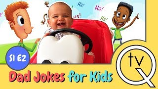 Clean Funny Dad Jokes For kids (Laughing is good for you)  S1 E2