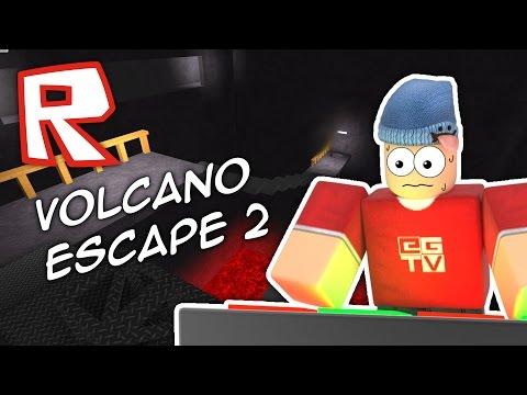VOLCANO ESCAPE 2 | Roblox