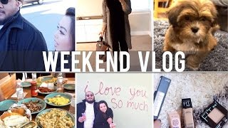 VLOG | What's in My Bag? | Road Trip, OOTD, and ULTA Makeup Haul! Thumbnail