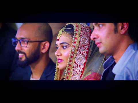 Kerala Muslim Wedding Highlights 2017 | Hannah + Zubin | Wedding Day HD