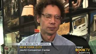 "Book TV 2013 Book Expo America: Malcolm Gladwell, ""David and Goliath"""