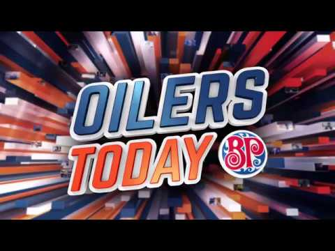 OILERS TODAY   at Leafs Post-Game