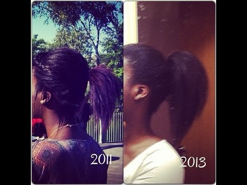 HOW TO | 10 Tips to grow African hair FASTER AND LONGER