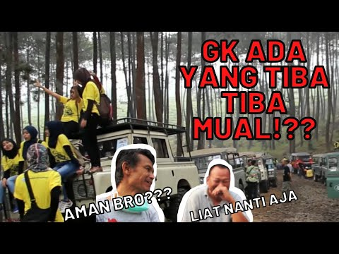 Wisata Offroad Di Bandung ( Lembang, Ciwidey & Pangalengan ) - GROUP STIKES BUDI LUHUR CIMAHI