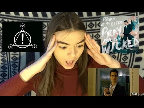 PANIC! AT THE DISCO NEW MUSIC 2018 *REACTION*