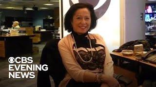 Remembering Cbs News Journalist Maria Mercader