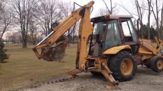 Case Construction King for Sale   Case Construction King Backhoe   Case Construction Equipment