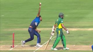 South Africa vs Sri Lanka - 5th ODI - Quinton de Kock Wicket