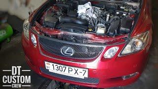 Lexus GS430 - часть 14. Устранение проблем. Да что же их так много то?