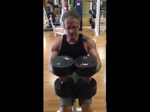 63 Year Old Bodybuilder