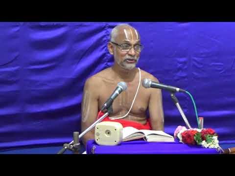 11 Feb 2019 ;Day (3) Part 1 of 4 Parts Upanyasam on Swami Desikan Chillai Rahasya Anubhavam