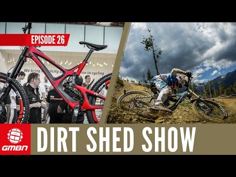 Eurobike Tech Special + World Champs Predictions | Dirt Shed Show Ep.26