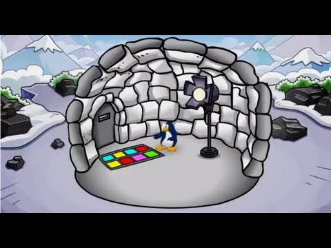 Club Penguin- Party In My Igloo Music Video