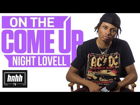 Night Lovell on Dark Light, Red Teenage Melody, Ottawa & More (HNHH's On The Come Up)
