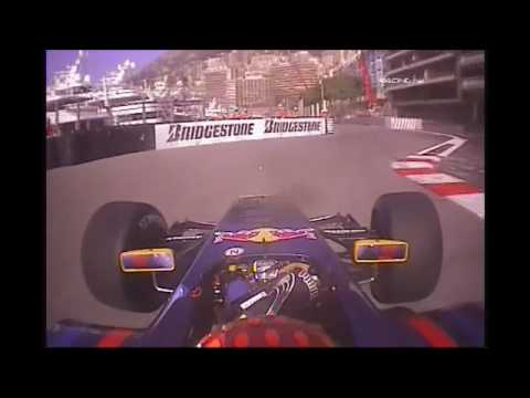 BRENDON HARTLEY - Monaco lap