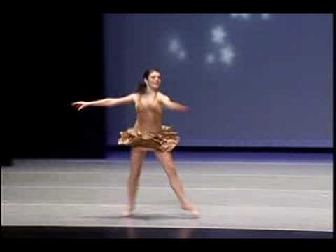 Gold by Linda Eder solo by Danielle Wesolowicz