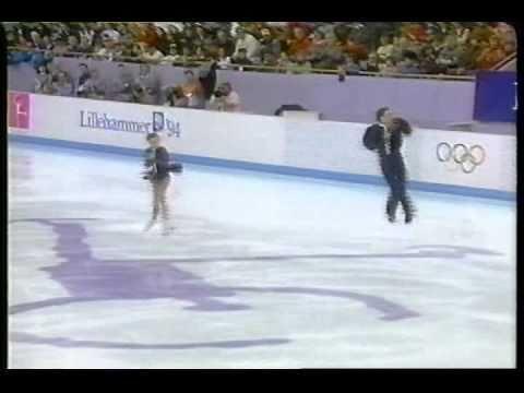 Gordeeva & Grinkov (RUS) - 1994 Lillehammer, Figure Skating, Pairs