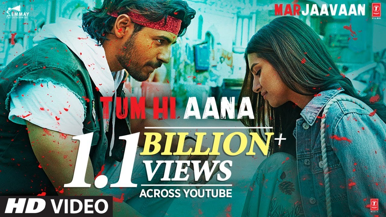 Tum Hi Aana Video | Marjaavaan | Riteish D, Sidharth M