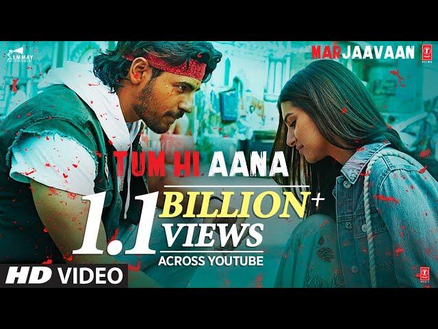 Tum Hi Aana Video | Marjaavaan | Riteish D, Sidharth M, Tara S | Jubin Nautiyal | Payal Dev Kunaal V