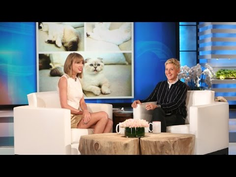 Taylor Swift on Her New Cat! Mp3