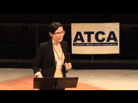 Perspectives in Theatre Criticism—A Keynote by Lauren Gunderson—American Theatre Critics Assoc.